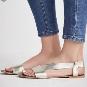 Free People Under Wrap Sandals